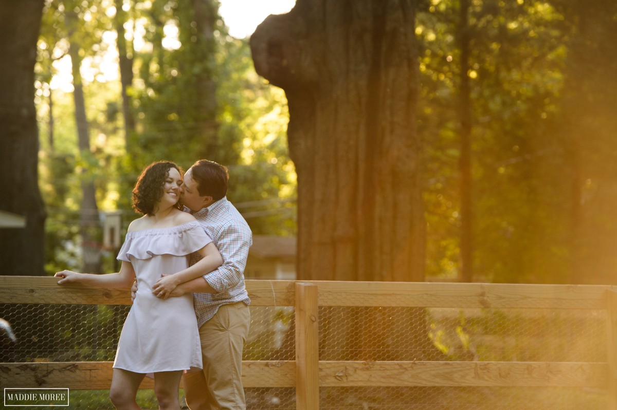 memphis engagement photographer maddie moree at home 9