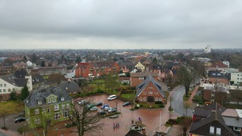 View from the church tower