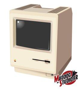 mac plus #maddogillus mise à jour maddog-studio