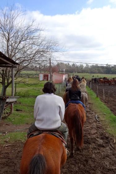 Estancia Don Silvano - Horseback Riding