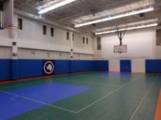 The South Pole gym