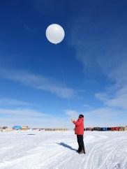 Sean Balloon Launch