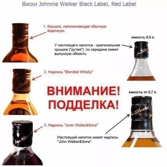 108 | Как отличить настоящий элитный алкоголь от подделки