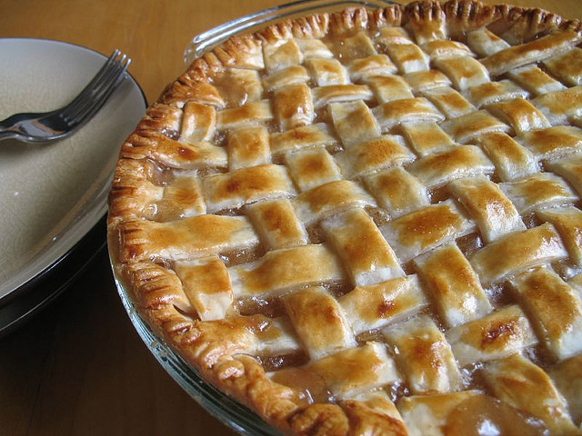 Traditional Pies from Around the World - Apple Pie