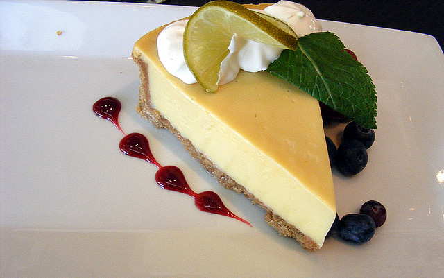 Traditional Pies from Around the World - Key Lime Pie