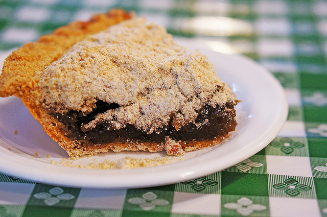 Traditional Pies from Around the World - Shoofly Pie