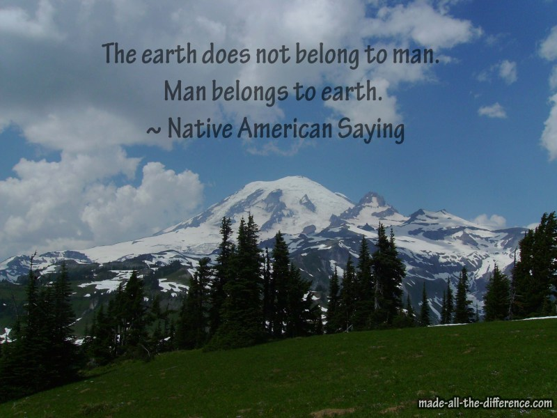 Quotes Celebrating Earth Day