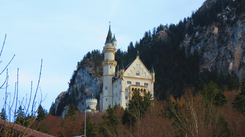 Spotlight Thursday - Neuschwanstein Castle