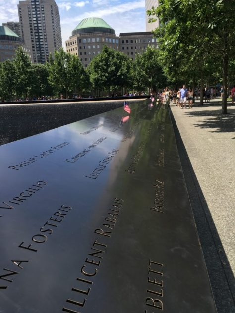 Remembering 9/11 at the the National September 11 Memorial & Museum
