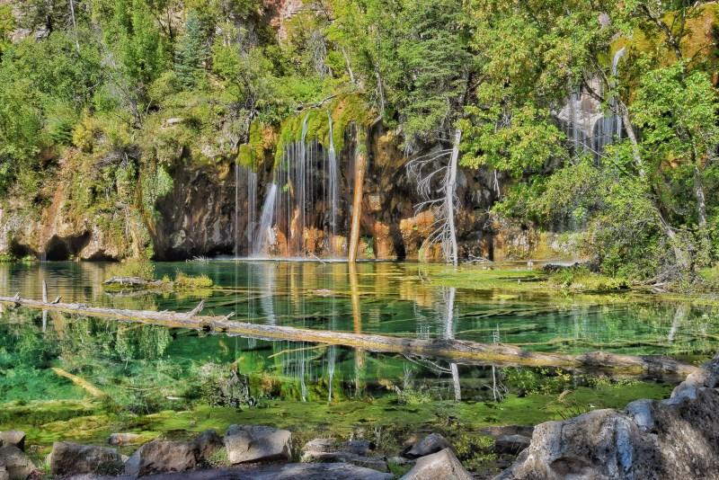 Spotlight Thursday – Hanging out at Hanging Lake, Colorado