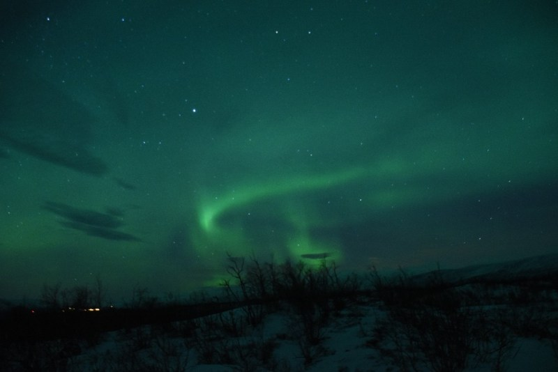 Best Time Year See Northern Lights Alaska