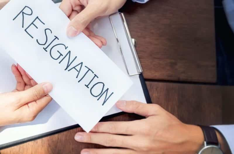 11 Contoh Surat Pengunduran Diri Resign Yang Sopan Baik