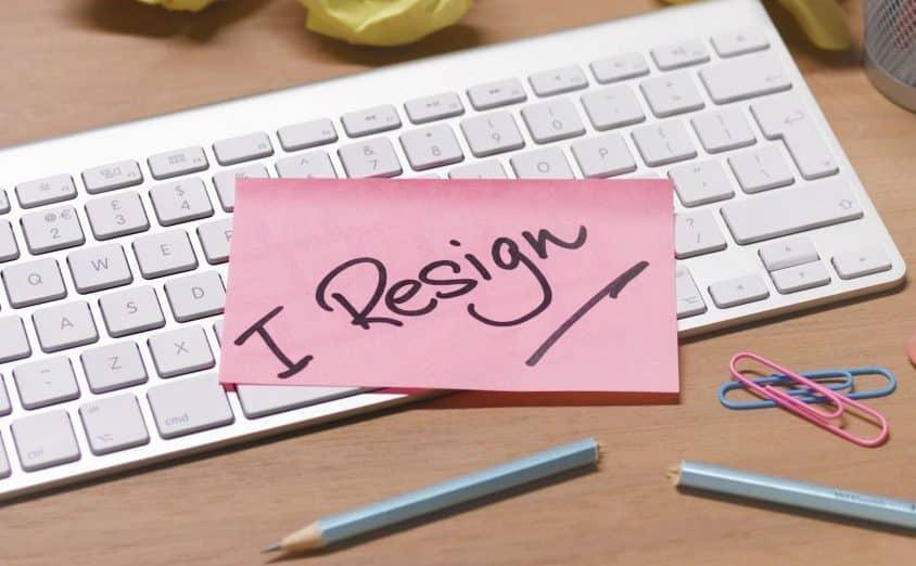 11 Contoh Surat Pengunduran Diri Resign Yang Sopan Baik Benar