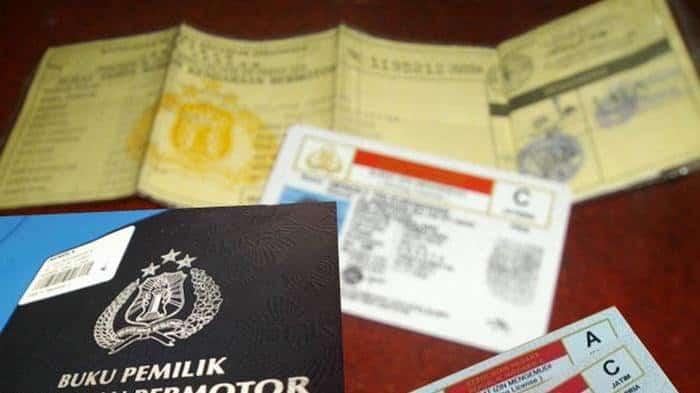 Contoh Surat Pernyataan Kehilangan STNK, BPKB, SIM