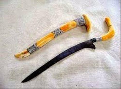 Senjata Tradisional Baladu