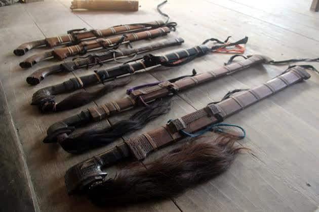 Senjata Tradisional Guma