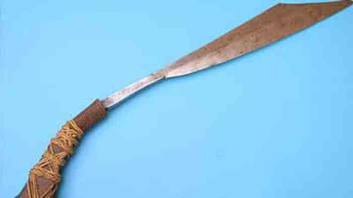 Senjata Tradisional Kelewang