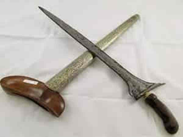 Senjata Tradisional Peda