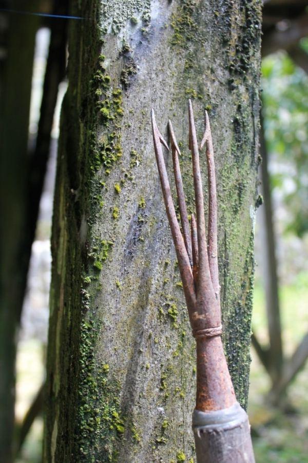 Senjata Tradisional Sarapang