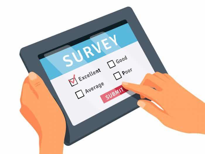 Jenis Penelitian Survey