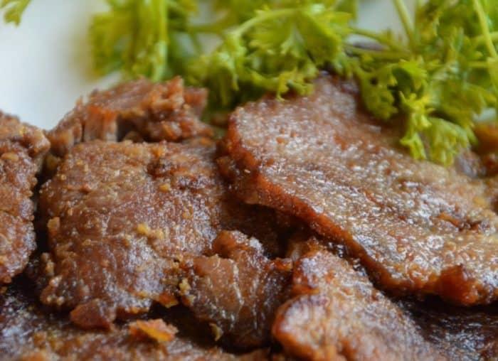 Resep Empal Daging Bacem