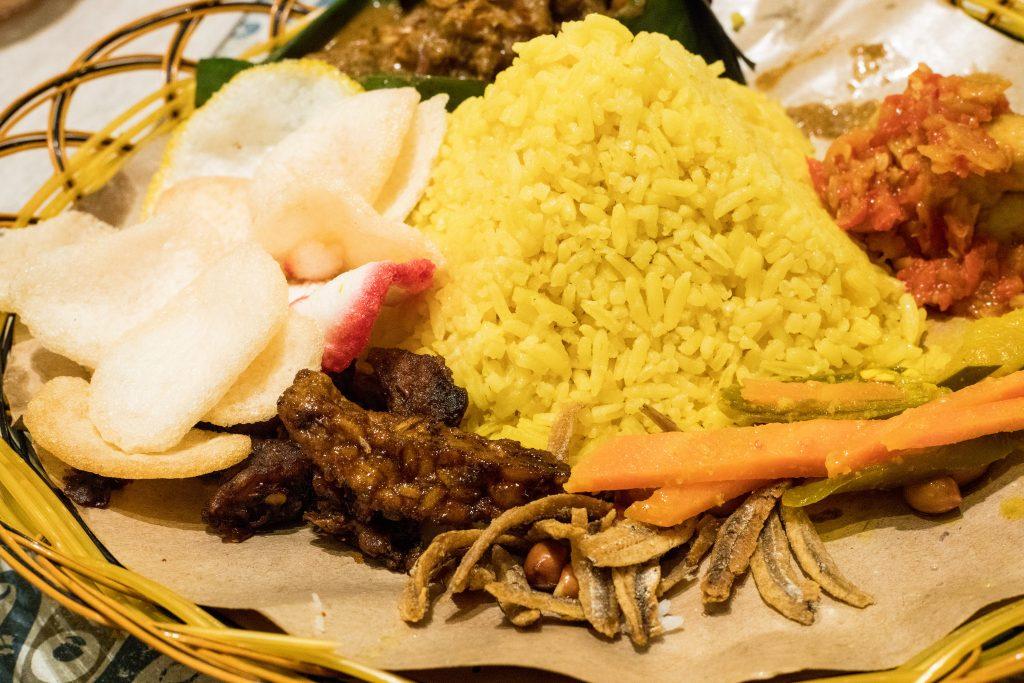 Resep Nasi Kuning Teri