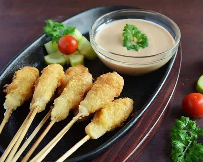 Resep Sempol Ayam Crispy