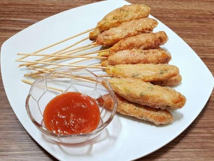 Resep Sempol Ayam Dengan Blender