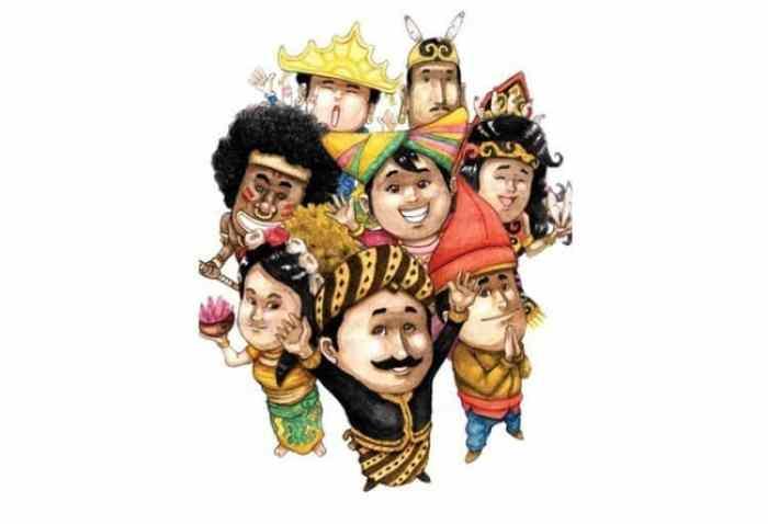 Suku Yang Ada di Pulau Jawa