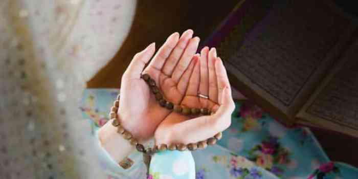 Keutamaan Membaca Doa Penenang Hati