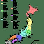 Pembagian Provinsi di Jepang