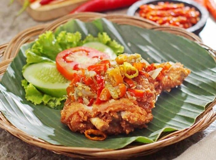 Resep Ayam Geprek Jogja