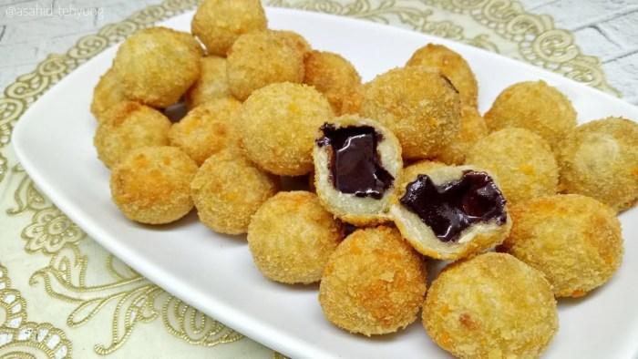 Resep Roti Goreng Isi Coklat Mantap