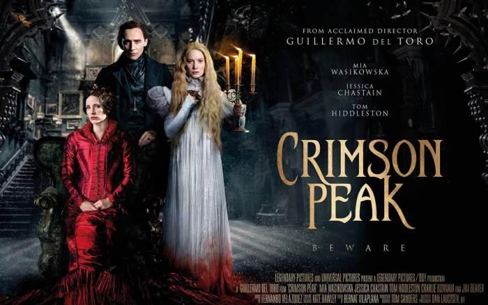 Film Horor Terbaik, Crimpson Peak (2015)