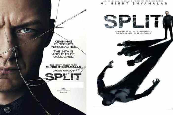 Film Horor Terbaik, Split (2017)