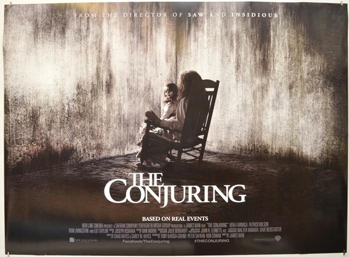 Film Horor Terbaik, The Conjuring (2013)