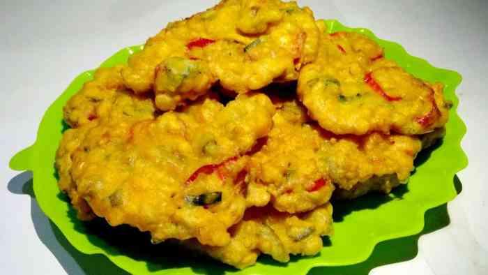 Resep Bakwan Jagung Krispi Pedas