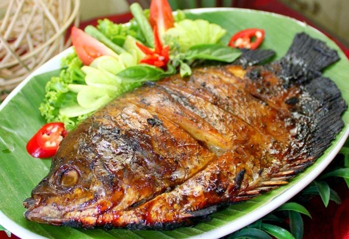 Resep Ikan Bakar dengan Daun Pisang