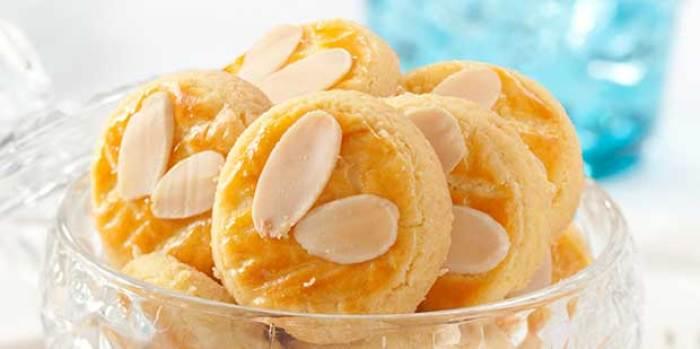 Resep Membuat Kue Kering Dengan Almond