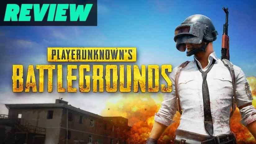GAME ONLINE PLAYERUNKNOWN'S BATTLEGROUNDS ATAU PUBG
