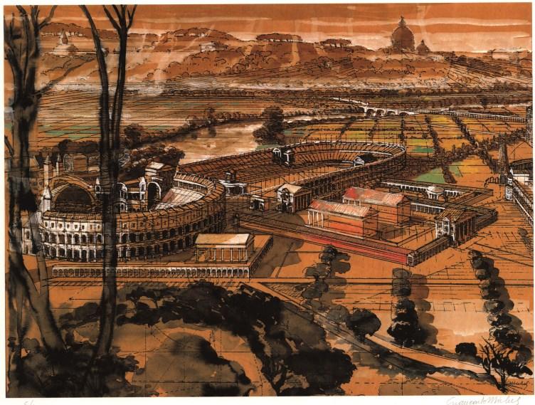 Antica Roma Giancarlo Micheli