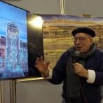 """Giancarlo Micheli al Foro dell'Artigianato Artistico per il """"Made in Rome"""""""