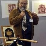"""Cristiano Mandich al Foro dell'Artigianato Artistico per il """"Made in Rome"""""""