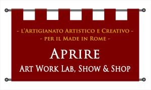 Aprire Art Work Lab, Show & Shop