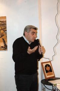 Renato Giallombardo al Made in Rome open day