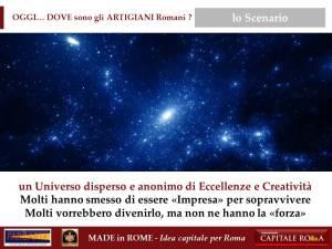 gli Artigiani Romani del Made in Rome