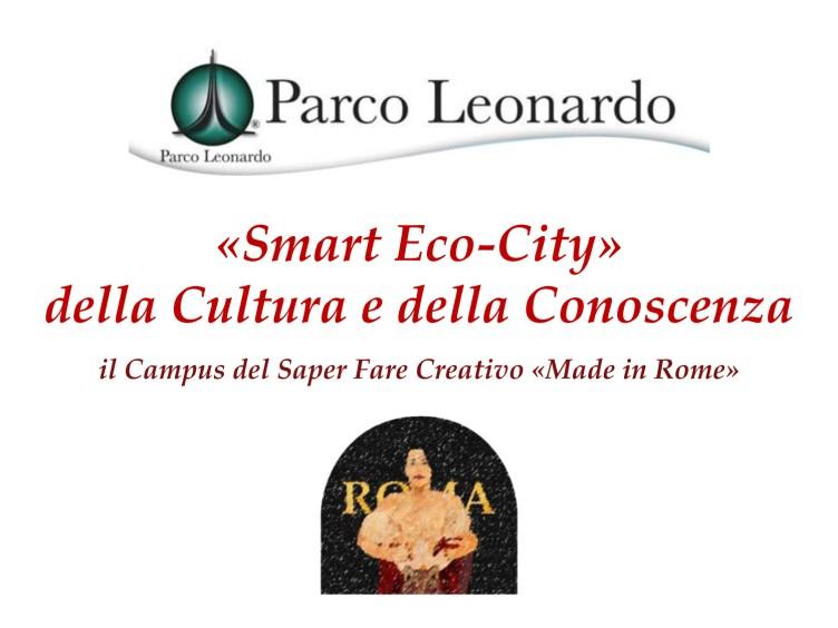 Made in Rome per Parco Leonardo