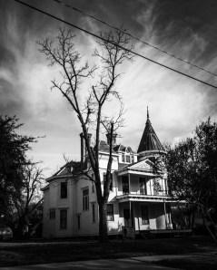 Eerie Home