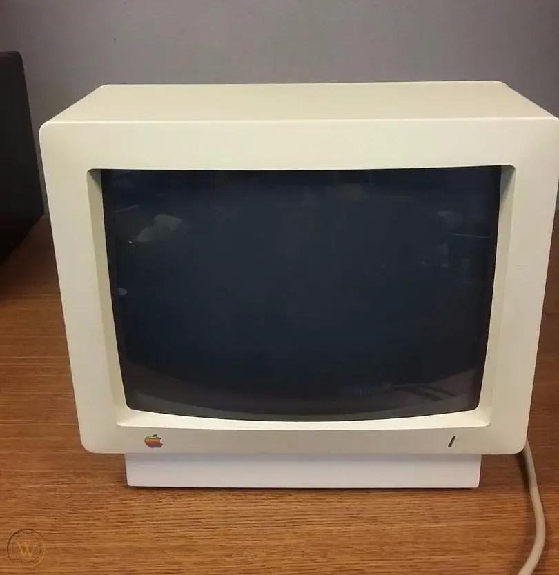 AppleColor Composite Monitor