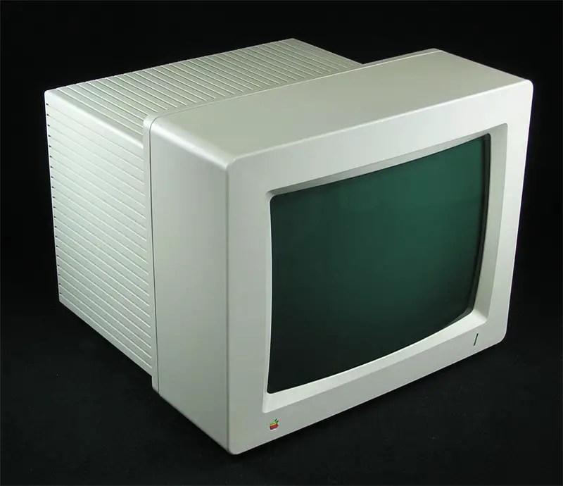 AppleColor RGB Monitor